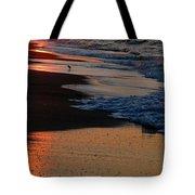 Beach Glow Tote Bag
