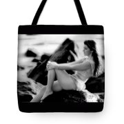 Beach Glow Tote Bag