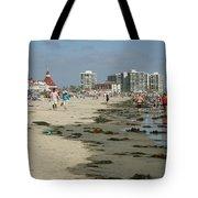 Beach Goers Tote Bag
