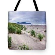 Beach Grass Tote Bag by Robert Bales