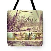 Beach Grass Two  Tote Bag
