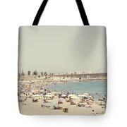 Beach Holiday Tote Bag