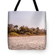 Beach Homes Tote Bag