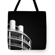 Beach Hotel Tote Bag