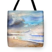 Beach In Lanzarote Tote Bag