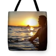 Beach Lifestyle Tote Bag