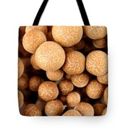 Beach Mushrooms Tote Bag
