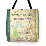 Beach Notes-b Tote Bag