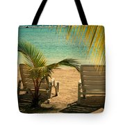 Beach Paradize Tote Bag