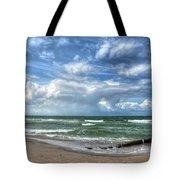 Beach Prerow Tote Bag