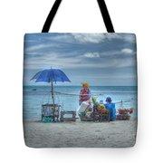 Beach Sellers Tote Bag