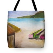 Beach Shack Tote Bag