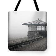 Beach Shelter Tote Bag