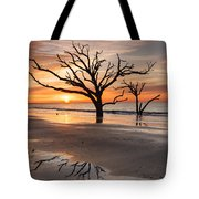 Awakening - Beach Sunrise Tote Bag