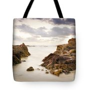 Beach Sunrise Tote Bag