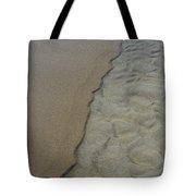 Beach Texture Tote Bag