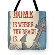 Beach Time 2 Tote Bag