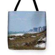 Beach To City Tote Bag