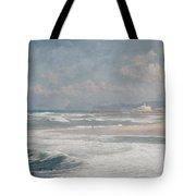 Beach Triptych 1 Tote Bag