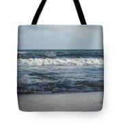 Beach Waves 2 Tote Bag