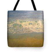 Beach Waves Tote Bag