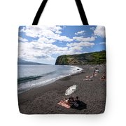 Beach With A View Tote Bag