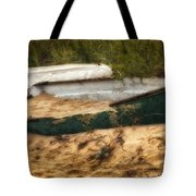 Beached Tote Bag by Bill Wakeley