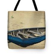 Beached Tote Bag