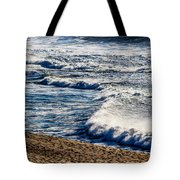Beaches And Birds Tote Bag
