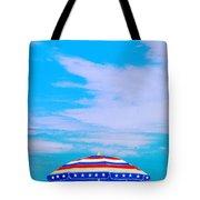 Beachtime Usa Tote Bag