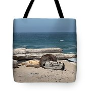 Beachy Tote Bag