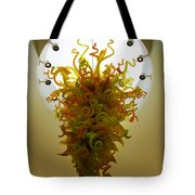 Beacon Gold Chandelier Tote Bag