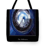 Beacon Of Hope - Serenity Prayer Tote Bag