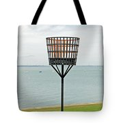 Beacon On Yarmouth Common Tote Bag