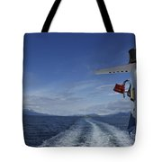 Beagle Channel Tote Bag