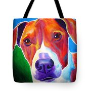 Beagle - Copper Tote Bag
