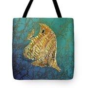 Beaked Butterflyfish Tote Bag