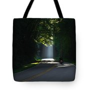 Beam Me Up The Great Smoky Mountains Tote Bag