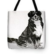 Beaming Berner Tote Bag