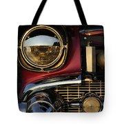 Beaming Tote Bag
