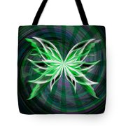 Beams Of Envy Tote Bag