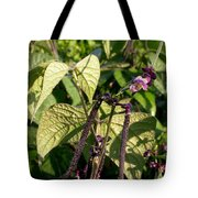 Bean And Beauty Tote Bag
