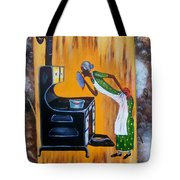 Beans And Cornbread Tote Bag