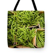 Beans Of Green Tote Bag