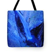 Bear Creek Falls Clolorado Tote Bag