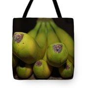 Bear Face Bananas  Tote Bag