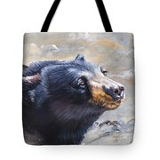 Four Winds Bear Tote Bag