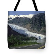 Bear Glacier Tote Bag