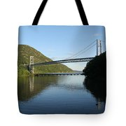 Bear Mountain Bridge Tote Bag