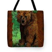 Bear Naked Tote Bag